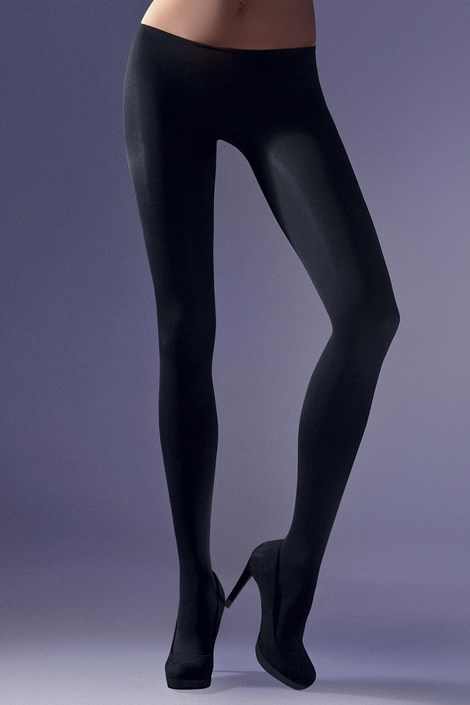 Gabriella Bokové punčochové kalhoty 40 DEN chocco 3