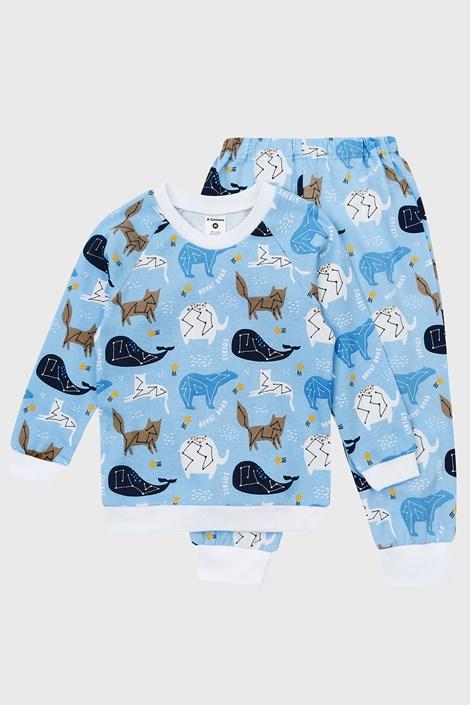 Pijama baieti Star Blue