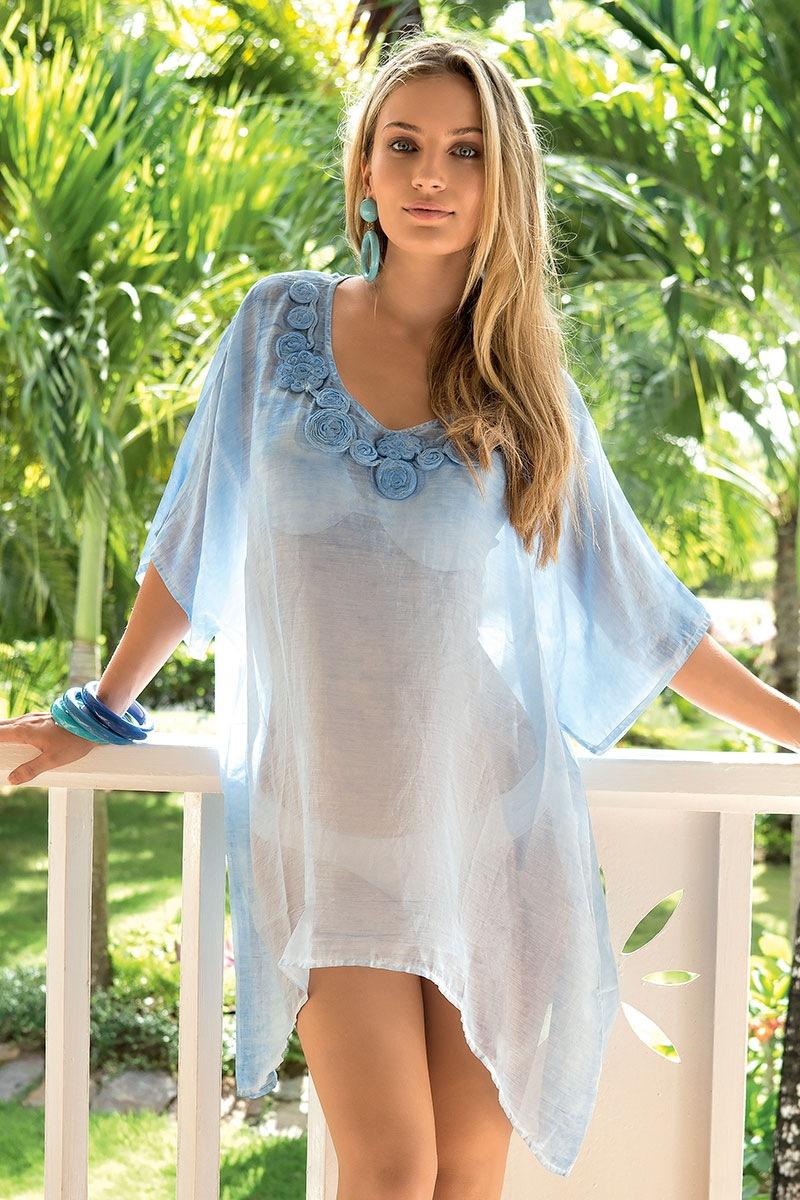 d26009fc9bc3 Dámské italské plážové šaty z kolekce Iconique 641KO