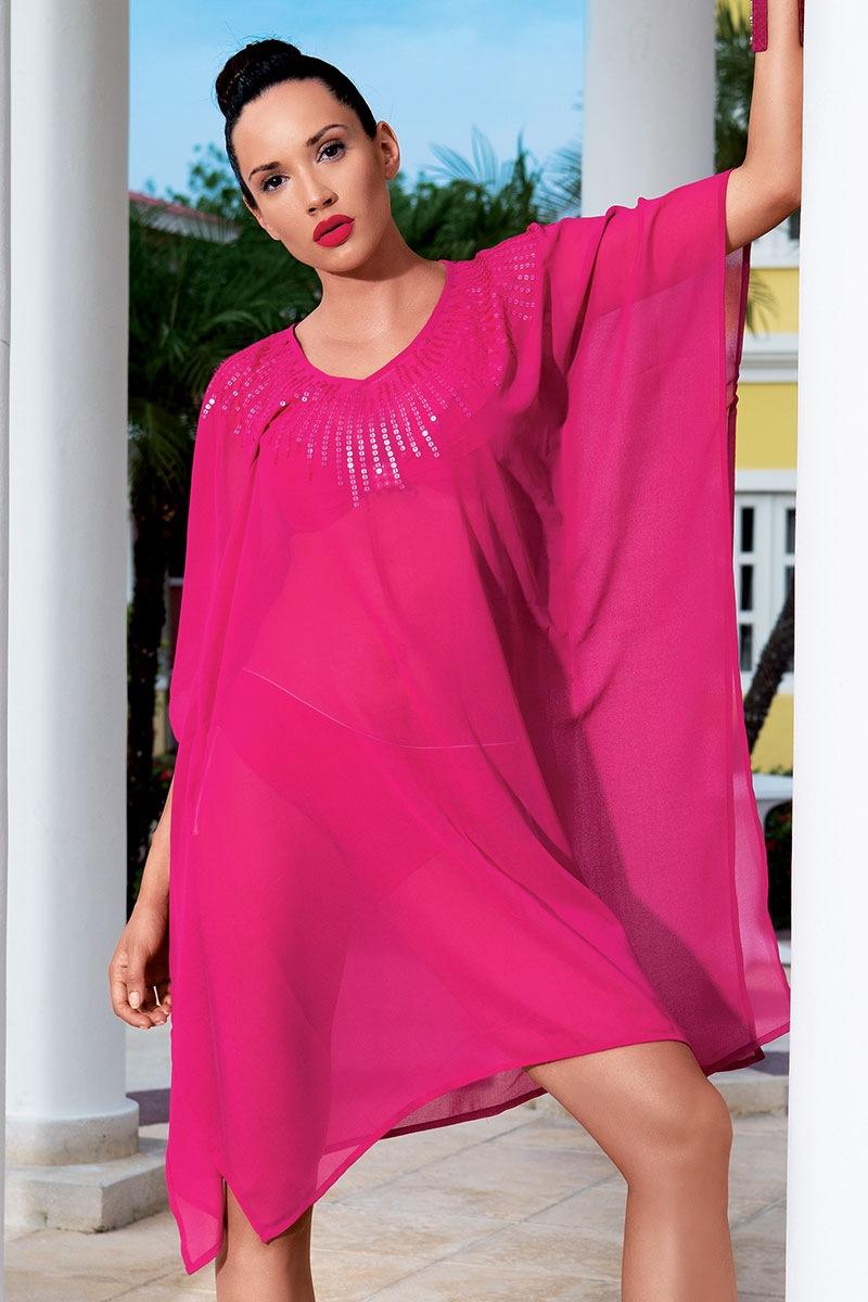 7e1f7c085627 Luxusní plážové šaty z kolekce Iconique 6606