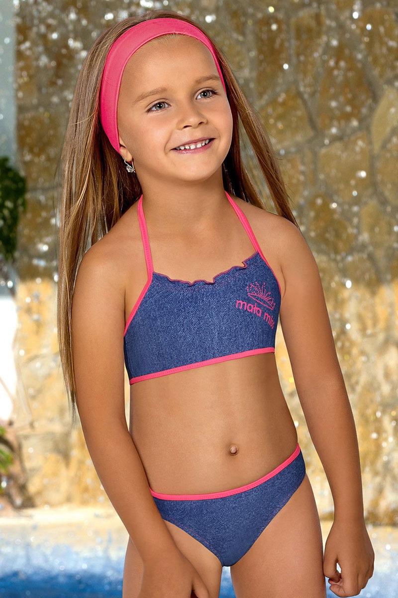 3d52dfc5c42 Dívčí plavky Michelle M66