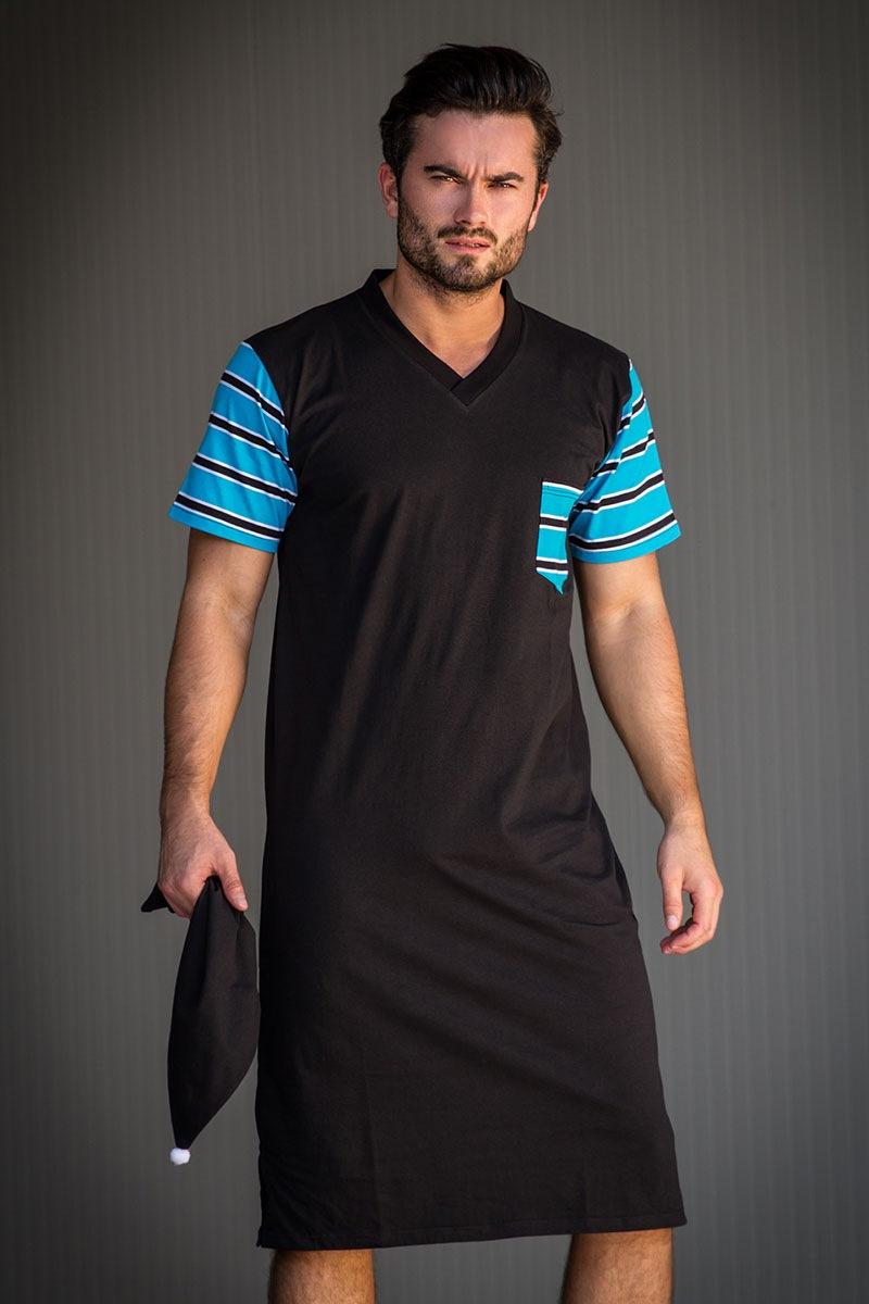 Pánská noční košile Adam  0529e113c8