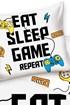 Dětské povlečení Gamer NL201020_TIP_03