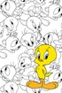 Dětská osuška Tweety Tweety_TIP_01