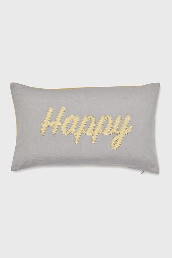 Dekorativní polštář Happy