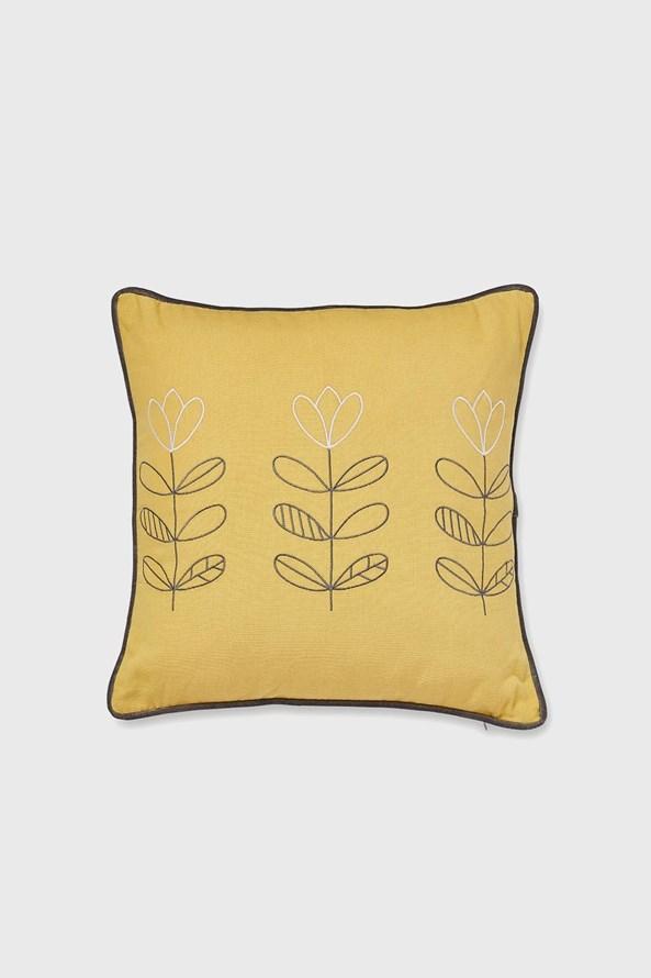 Dekorativní polštář Retro květy