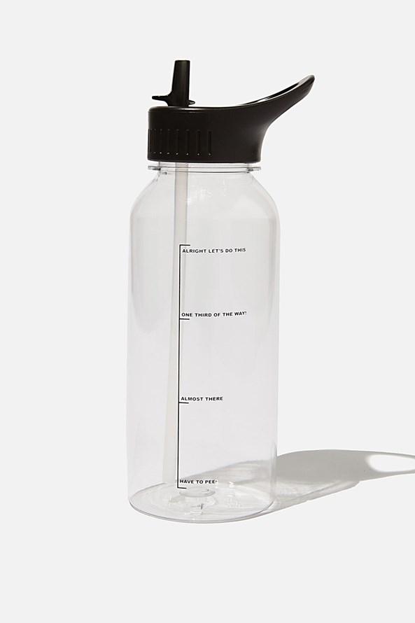 Láhev na vodu Water Gauge 1 l