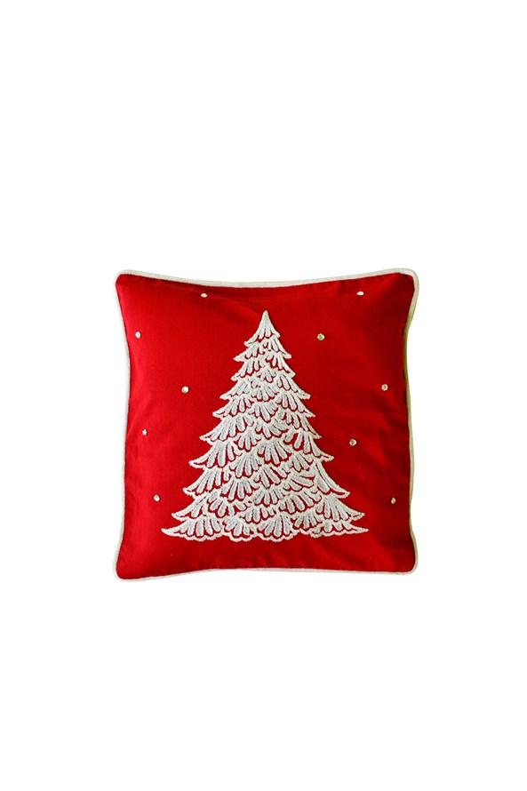 Povlak na polštářek Vánoční strom