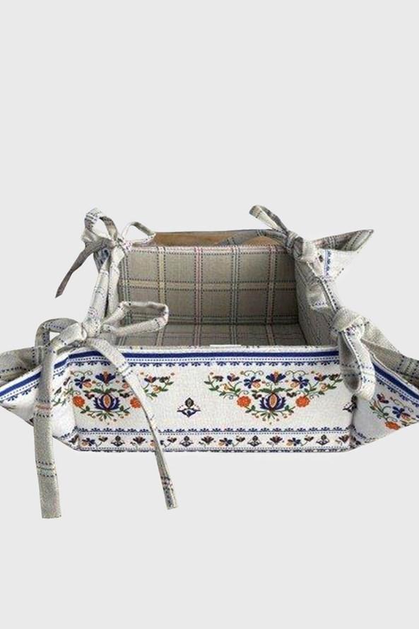 Košík na pečivo Folklor