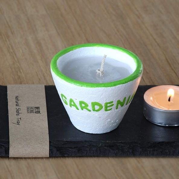 Svíčka Gardenia