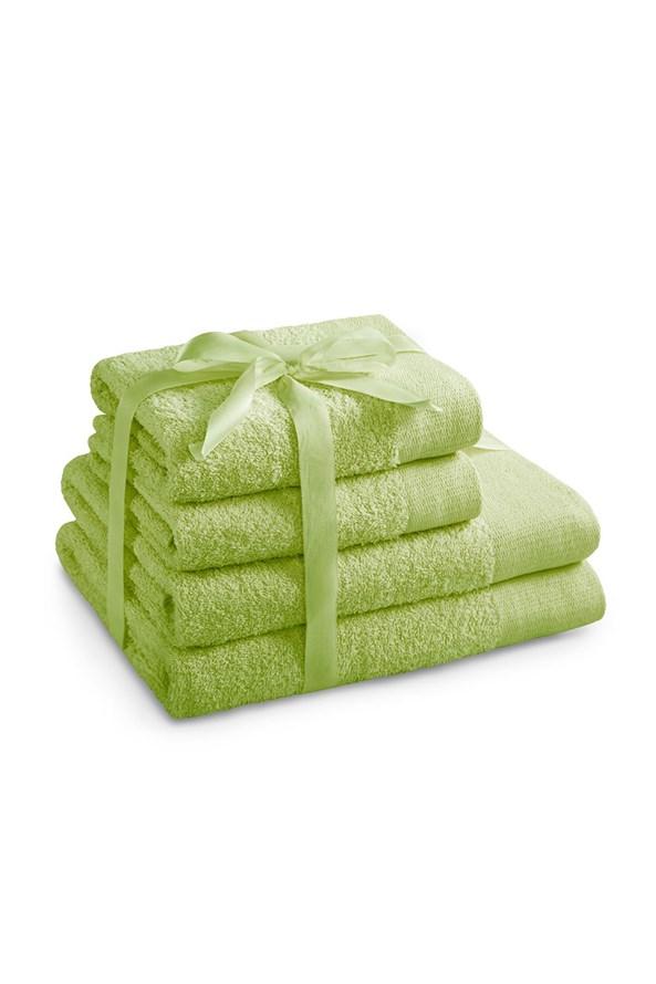 Sada ručníků Amari limetková
