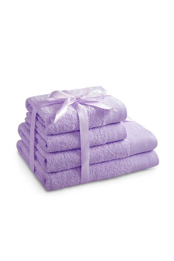 Sada ručníků Amari lila