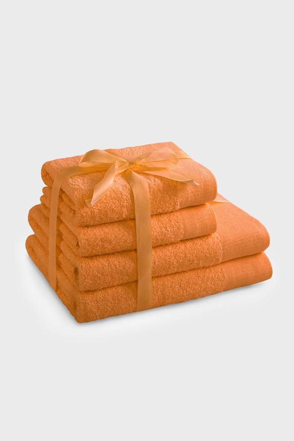 Sada ručníků Amari oranžová
