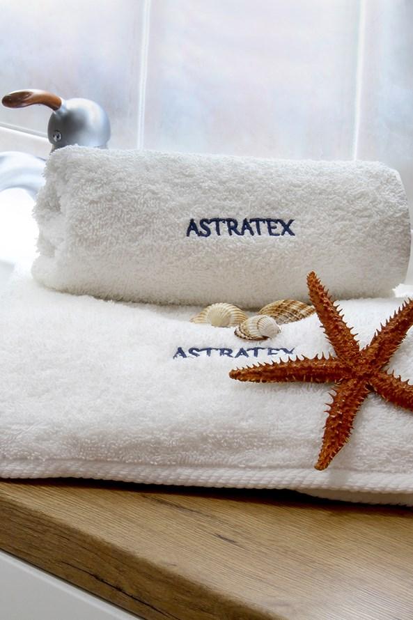 Dárková sada ručníků ASTRATEX bílá