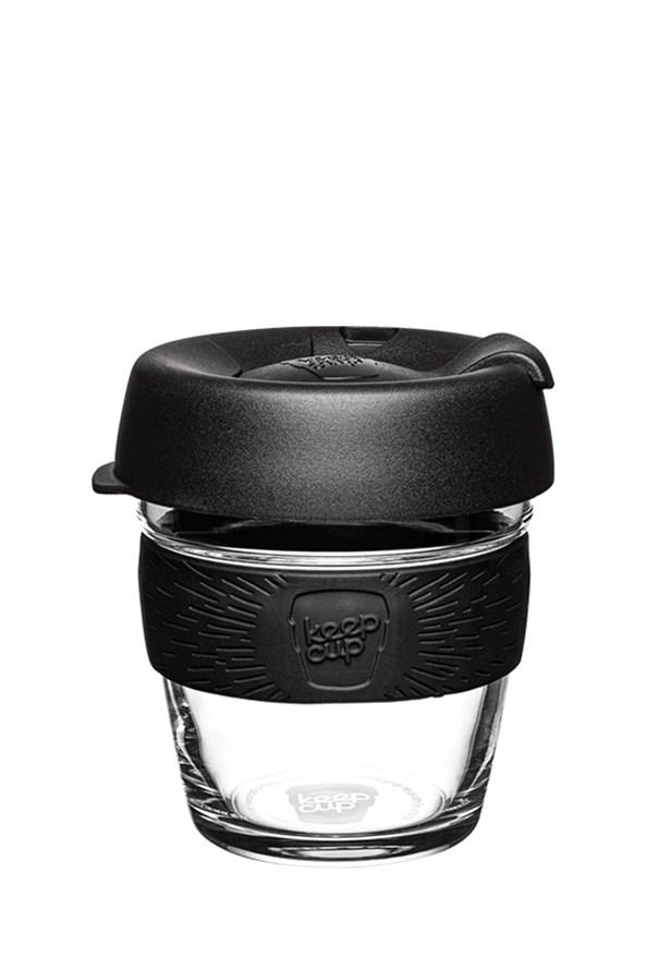 Podróżny kubek Keepcup czarny 177 ml