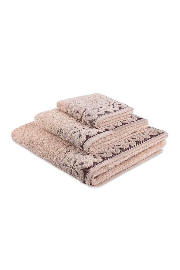 Dárková sada ručníků Bella béžová