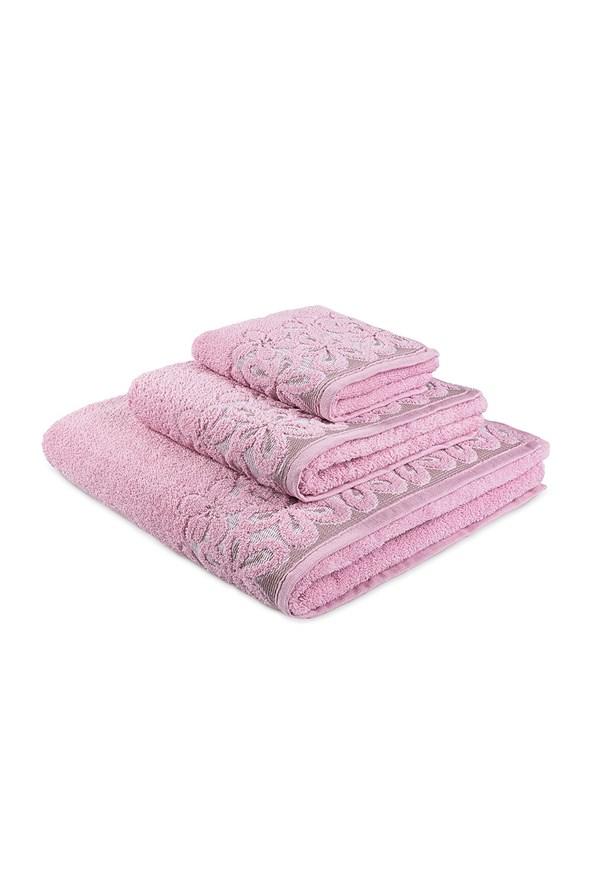 Dárková sada ručníků Bella růžová