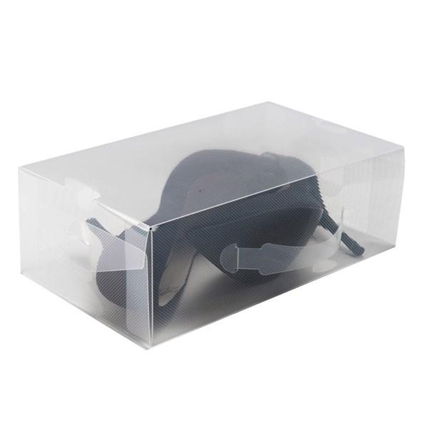 Transparentne pudło do przechowywania