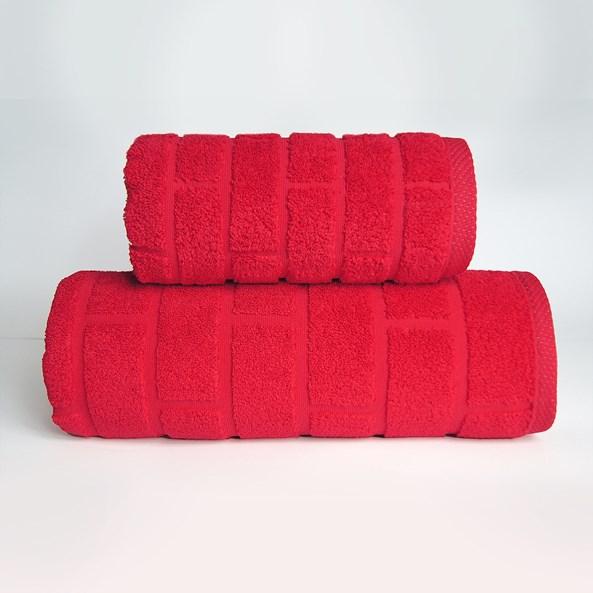 Ručník Brick červený