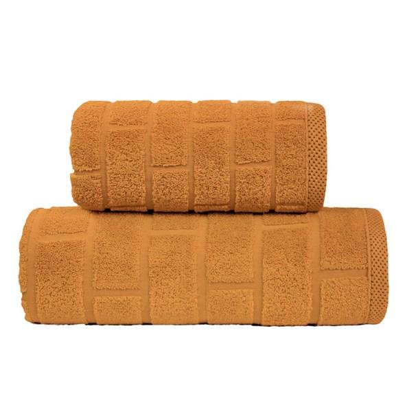 Ręcznik Brick kurkuma