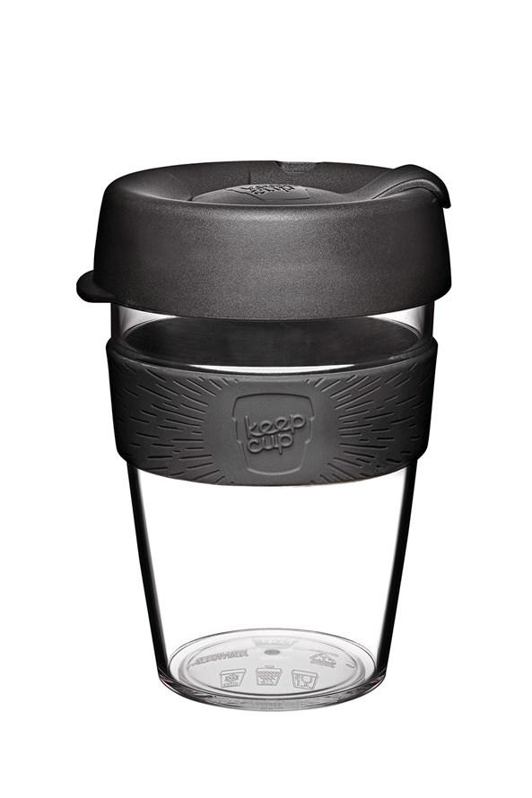 Cestovní hrnek Keepcup z Tritanu černý 340 ml