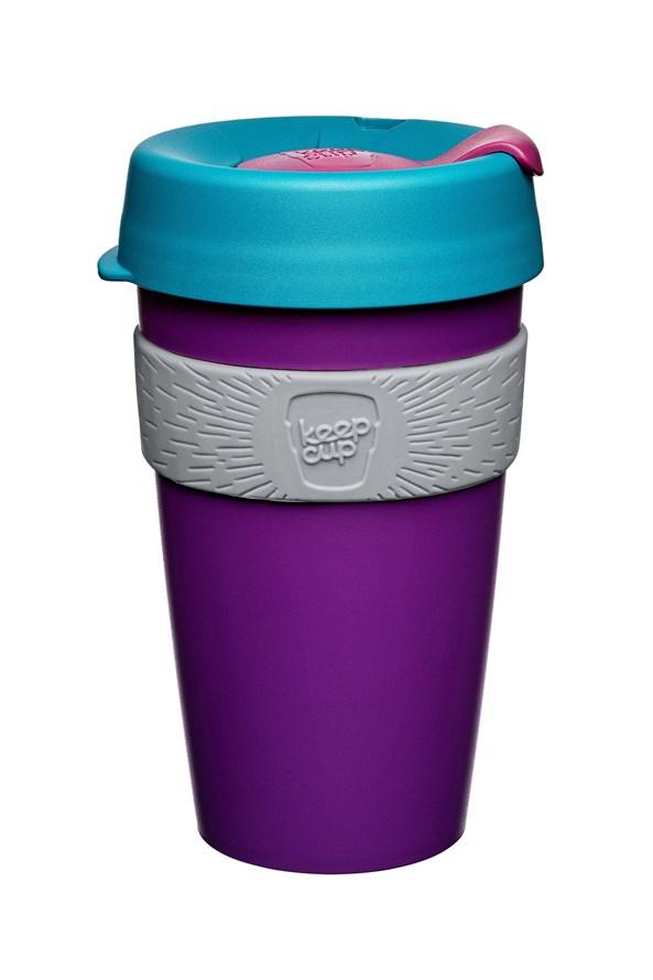 Cestovní hrnek Keepcup fialový 454 ml