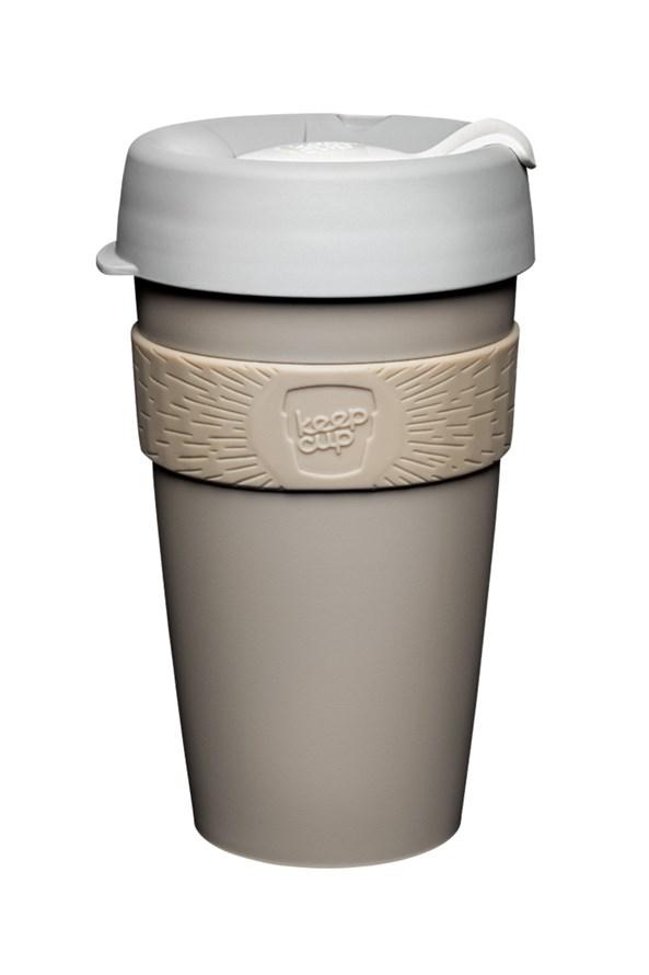 Cestovní hrnek Keepcup hnědý 454 ml