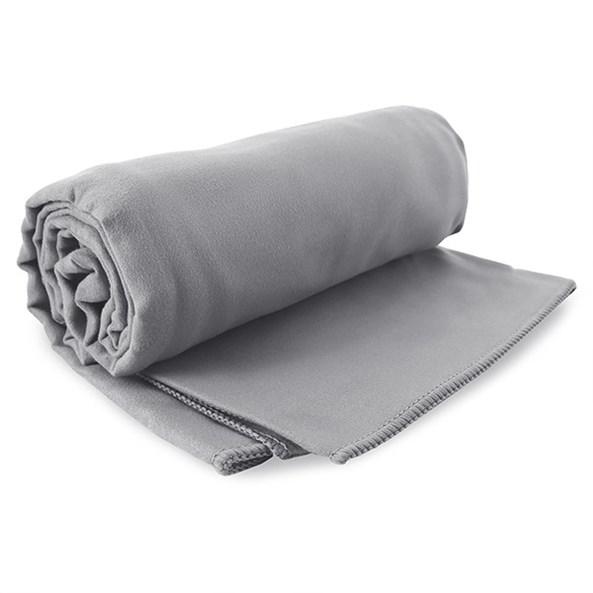 Rychleschnoucí ručník Ekea šedý