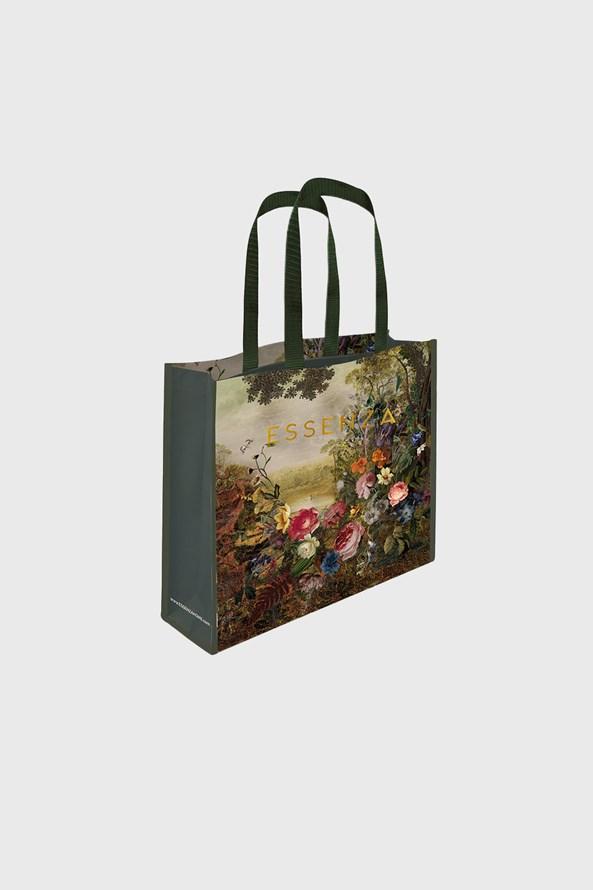 Nákupní taška Essenza Home Florence Green
