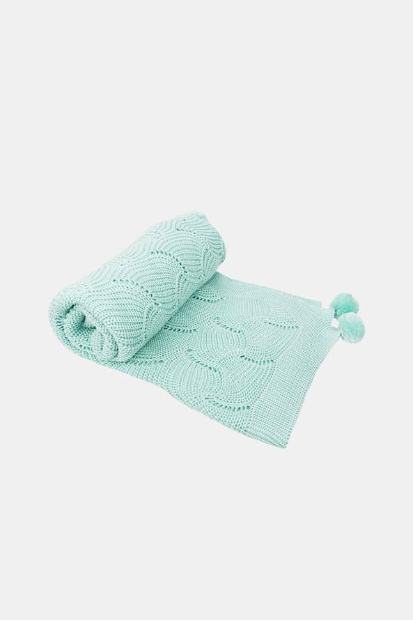 Bambusová deka pro miminka Fresa