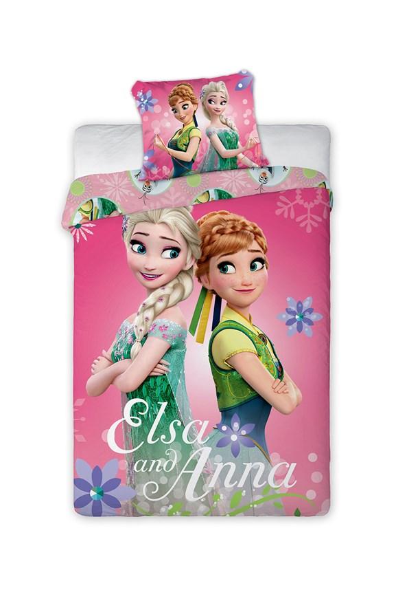 Pościel dziecięca Frozen Sisters