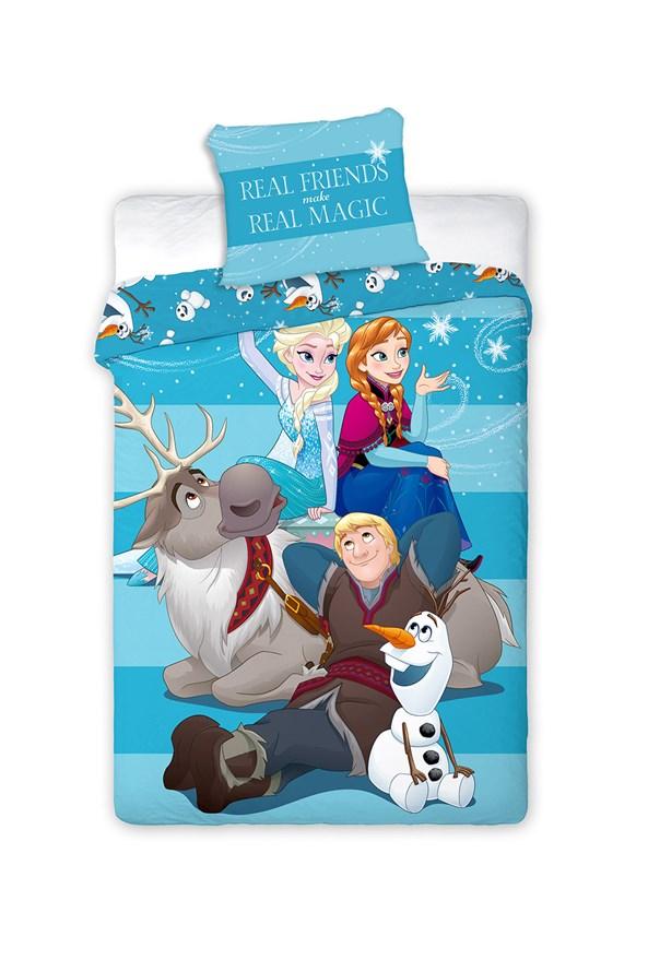 Dětské povlečení Frozen Family
