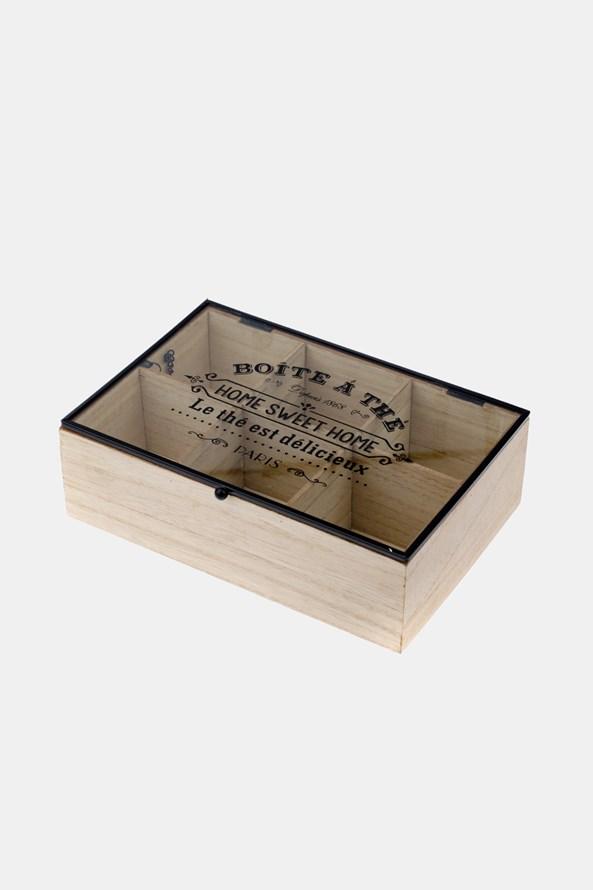 Krabička na čaj velká