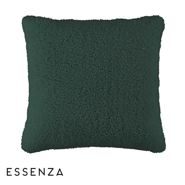 Dekorační polštář Essenza Home Lammy zelený