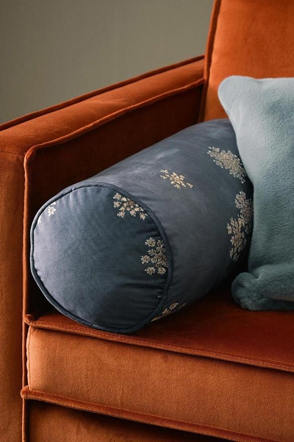 Dekorační polštář Essenza Home Lauren Indigo