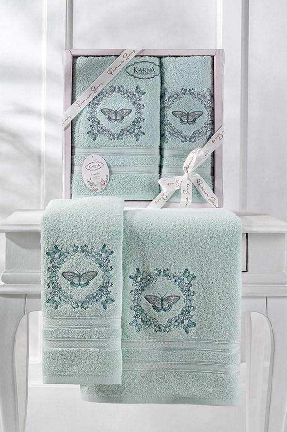 Dárková sada ručníků Menthol