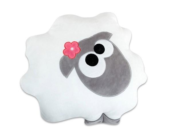 Dětský polštářek a hračka v 1 Ovečka