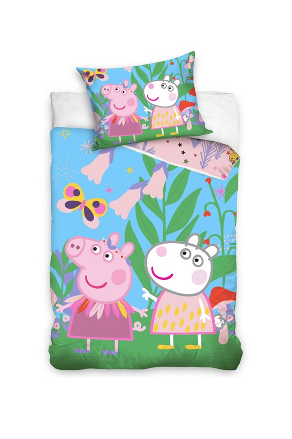 Obliečky Peppa Pig Louka