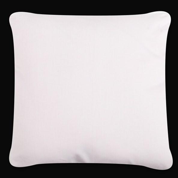 Povlak na polštářek Uni bílý