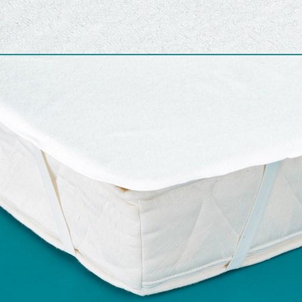Chránič matrace do dětské postýlky nepropustný
