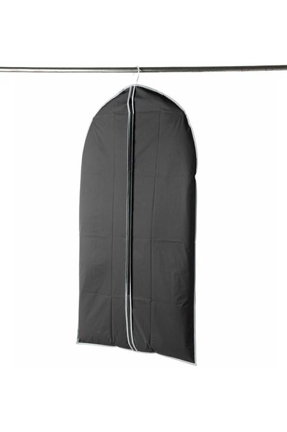 Obal na oblek či šaty černý small