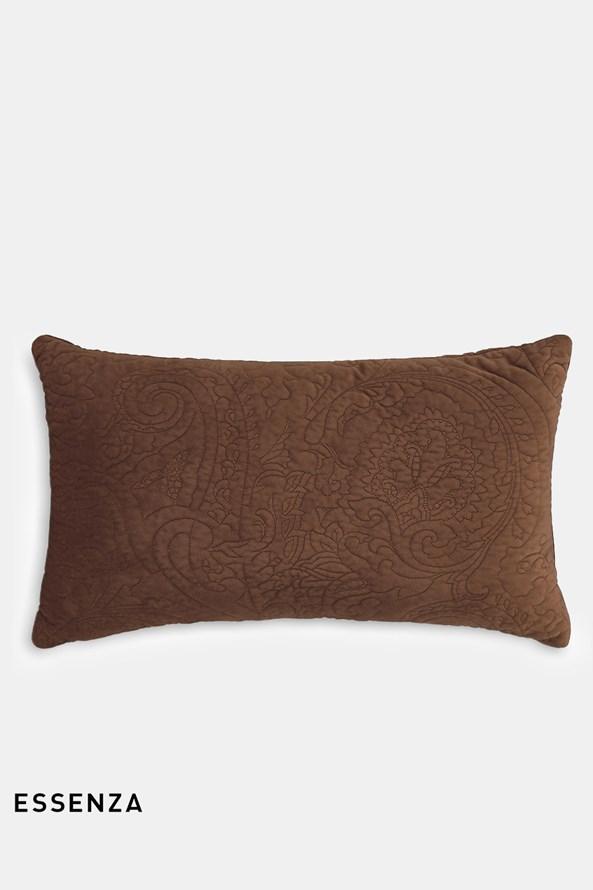 Dekorační polštářek Essenza Home Roeby hnědý