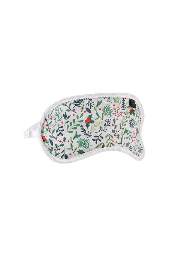 Maska do spania ELKA LOUNGE w ostrokrzewy