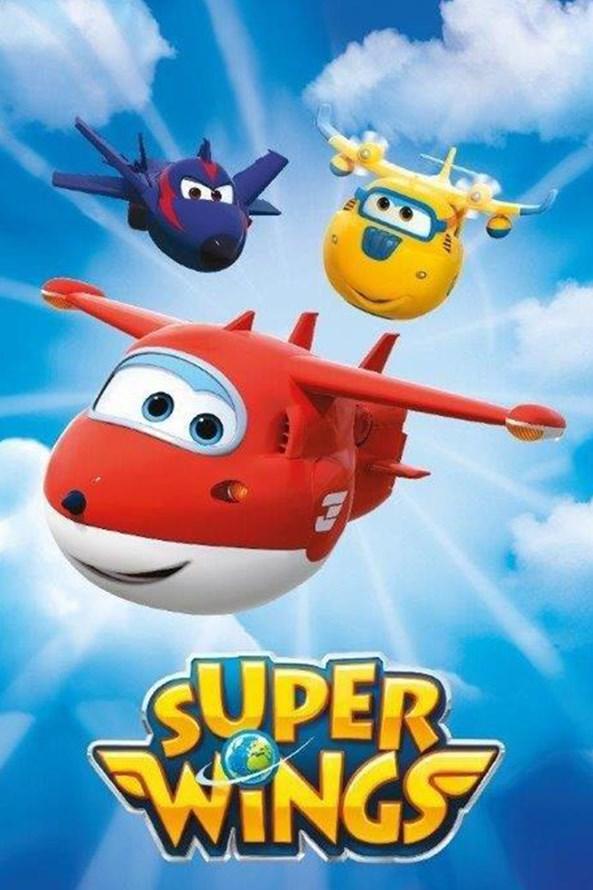 Dětský ručník Super Wings