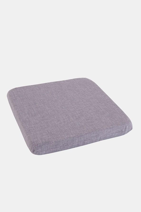 Podsedák na židli šedý