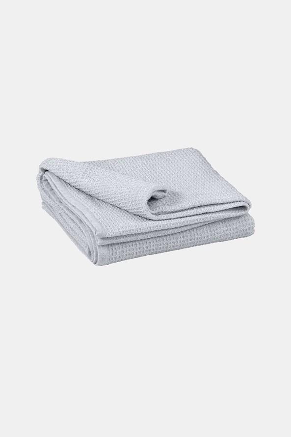 Luxusní přehoz na postel Siesta šedý