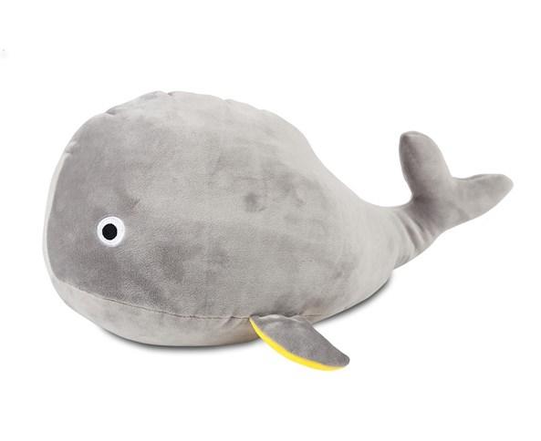 Dětský polštářek a hračka v 1 Velryba