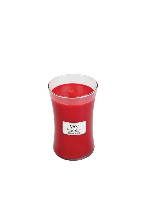 Svíčka Woodwick Crimson Berries velká