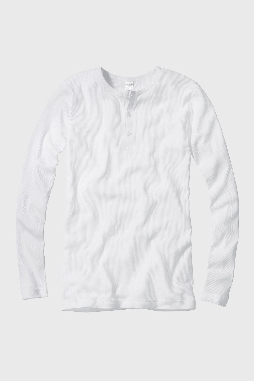 Pánské tričko CECEBA žebrované dlouhý rukáv 1180f632ec