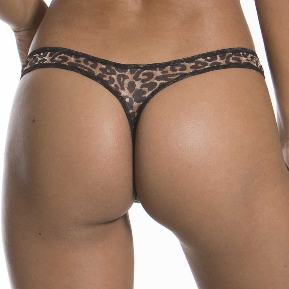 Tanga Gossard Glossies Animal